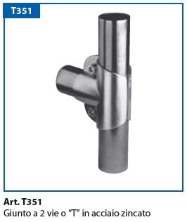 Traliccio alluminio 35mm con giunti