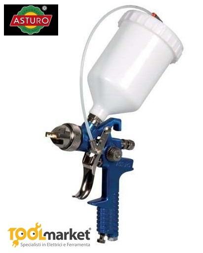 Aerografo Asturo H827-P con tubo