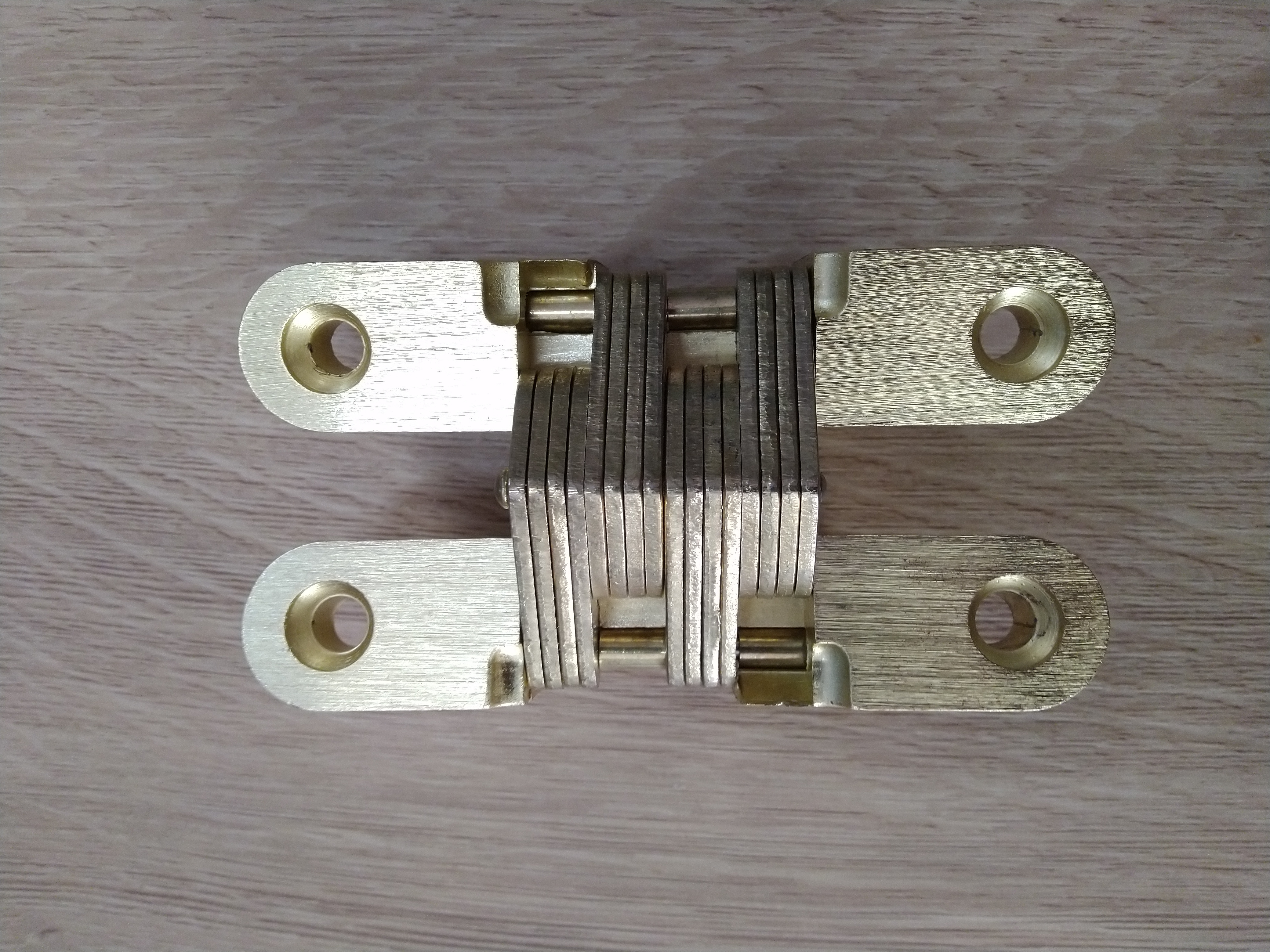 Cerniera invisibile 95,3 x 19 mm - VI.TEL.