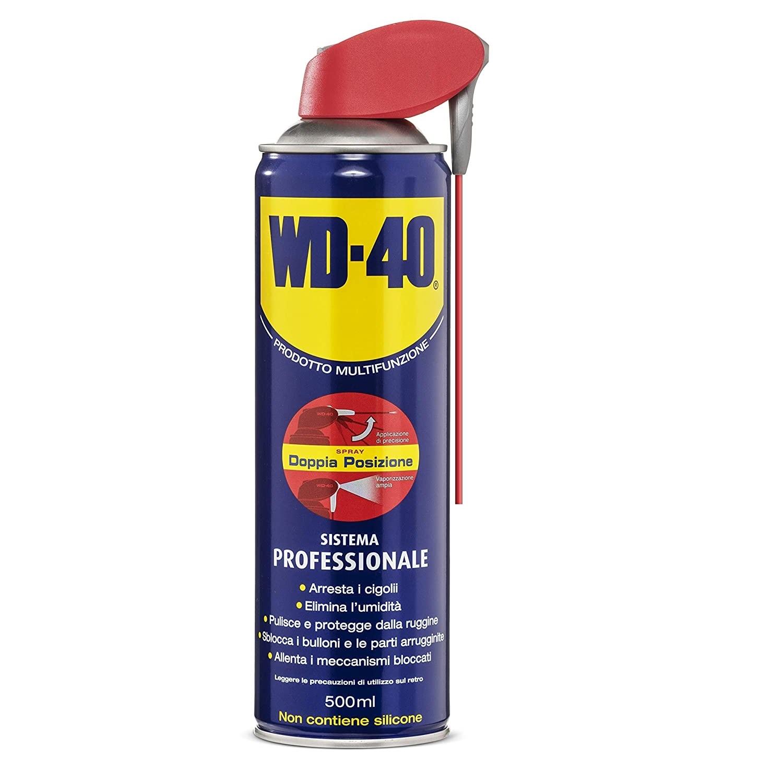 Prodotto multifunzione con sistema professionale - WD-40