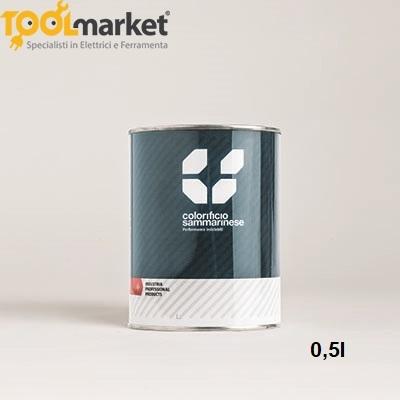 INOXAL - Antiruggini a solvente antiruggine nitroresistente grigio Sammarinese