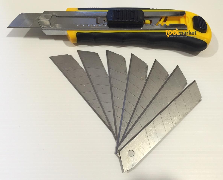 Cutter Medid 18mm 908 8 lame