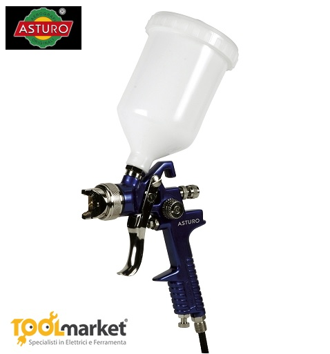 Aerografo Asturo H827