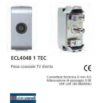 Presa tv LIFE TEC ECL40481TEC