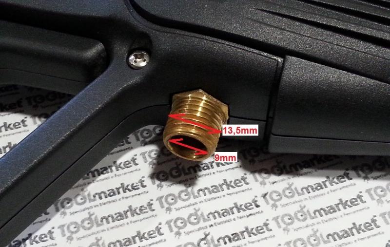 Pistola per idropulitrice variojet multimarca - VALEX