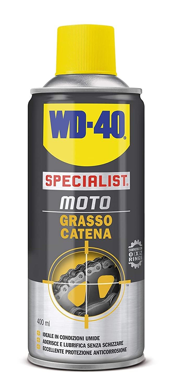 Grasso per catena moto specialist - WD-40