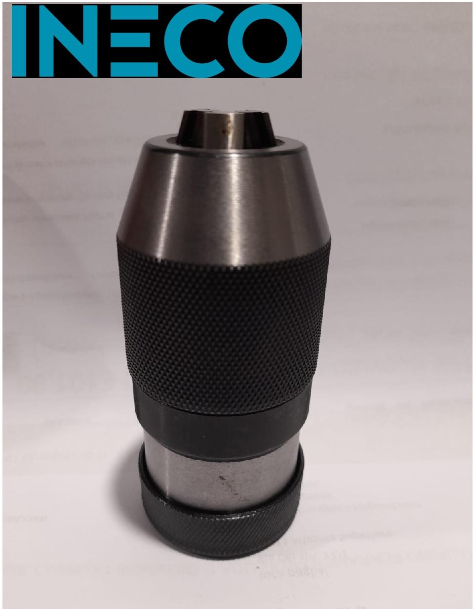 Mandrino Autoserrante A Rotazione F1/2 1-13mm INECO