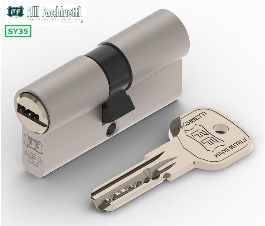 Cilindro FF Facchinetti sagomato europeo SY35