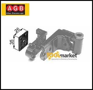 Spessore per sistema Abaco H009210093