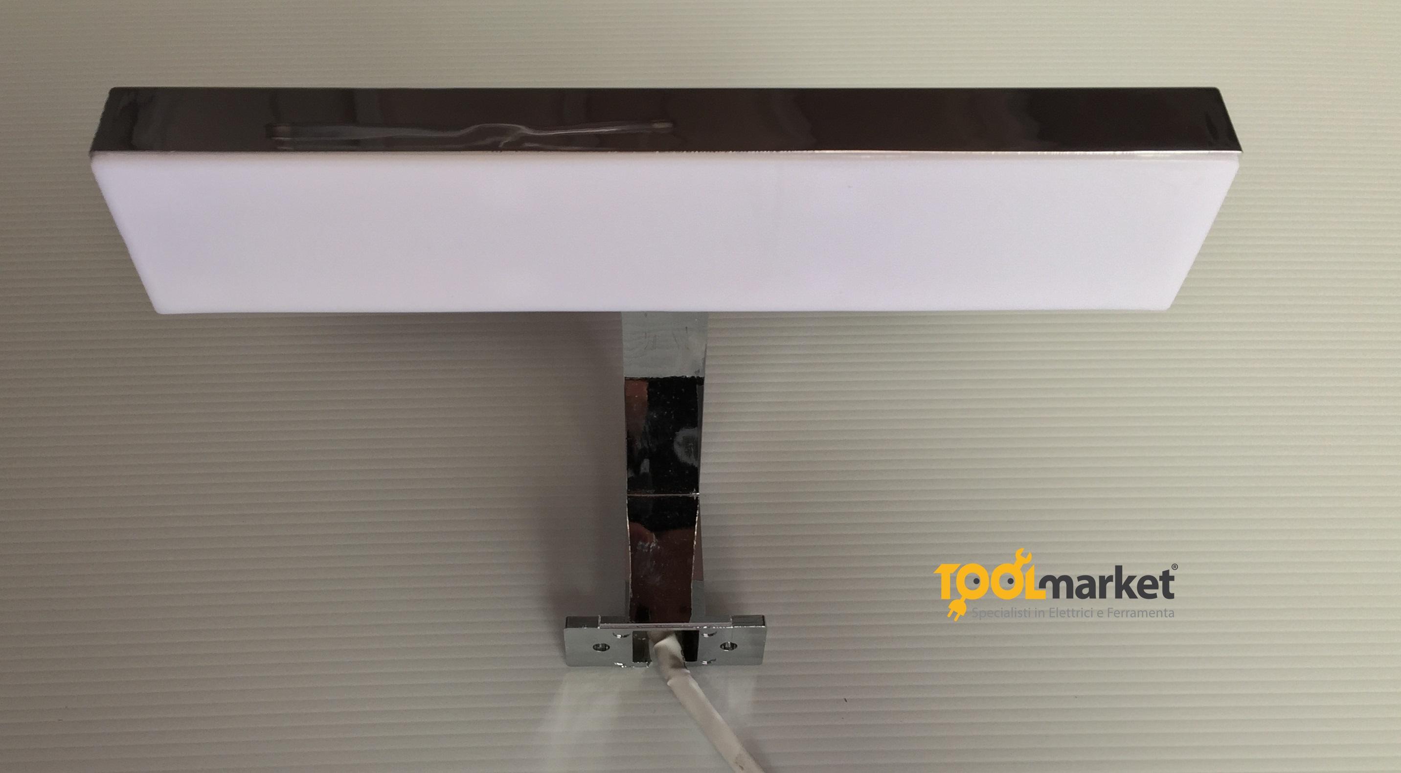 Applique da bagno led fa lamp miglior prezzo online su - Applique bagno led ...