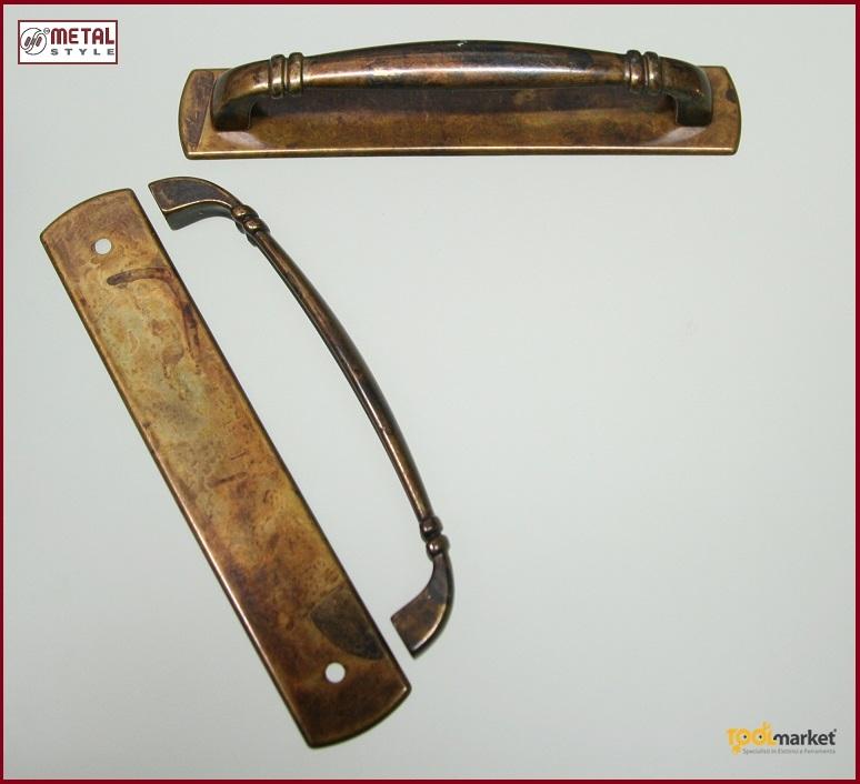 Maniglia per mobile anticata 18063Z1280B03