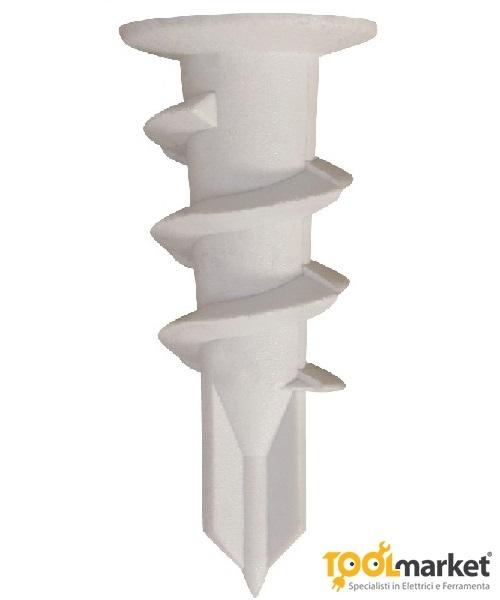 TAN - Tassello autoperforante in nylon per cartongesso Friulsider conf. da 100 pz