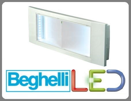 Plafoniera di emergenza LED Beghelli 1499