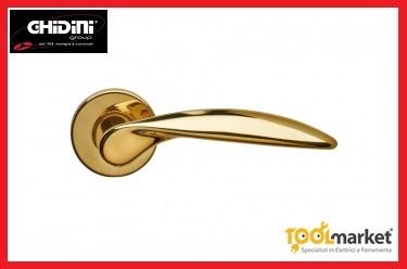 Maniglia 938 wind oro lucido