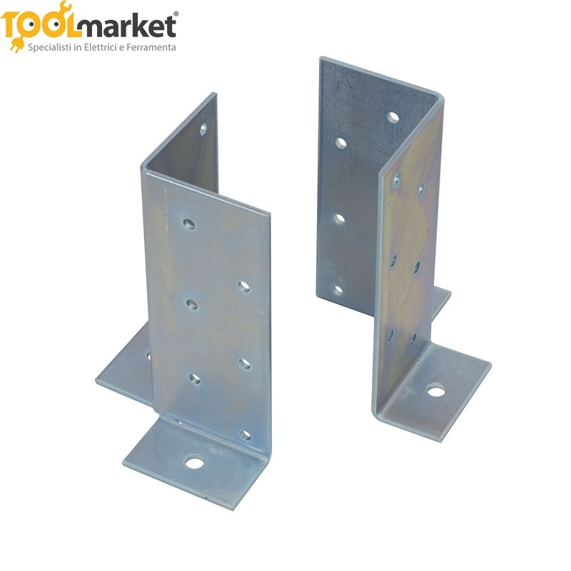 Staffe base pilastro regolabile 70 SIPA