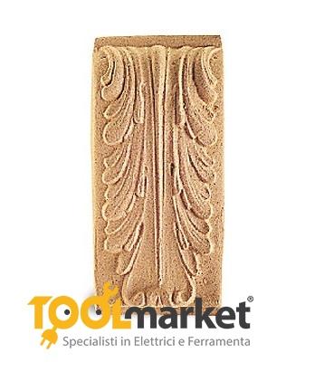 Fregio in pasta di legno 03.4038