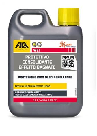 Protettivo consolidante effetto bagnato FilaWet lt1