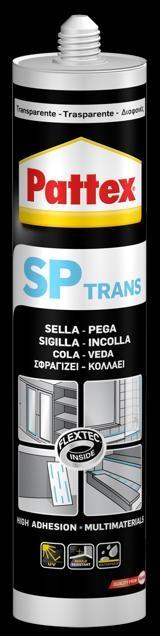 Sigillante collante SP trasparente 280ml