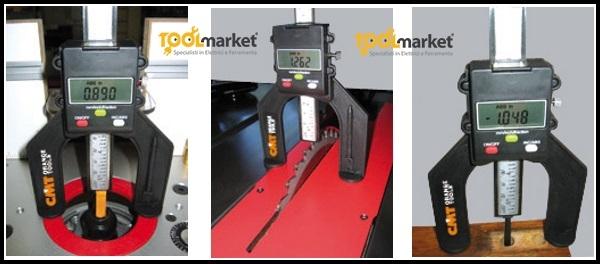 Calibro digitale per utensili DHG-001