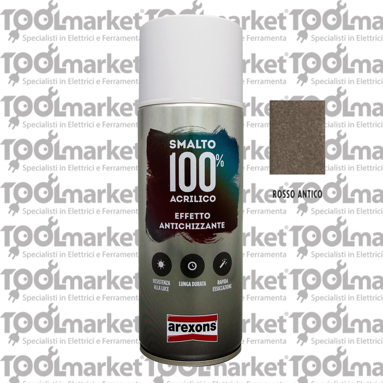 Vernice spray acrilica 100% effetto antichizzante - AREXONS
