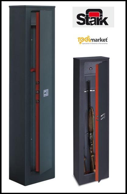 Portafucili 5 posti S5001T