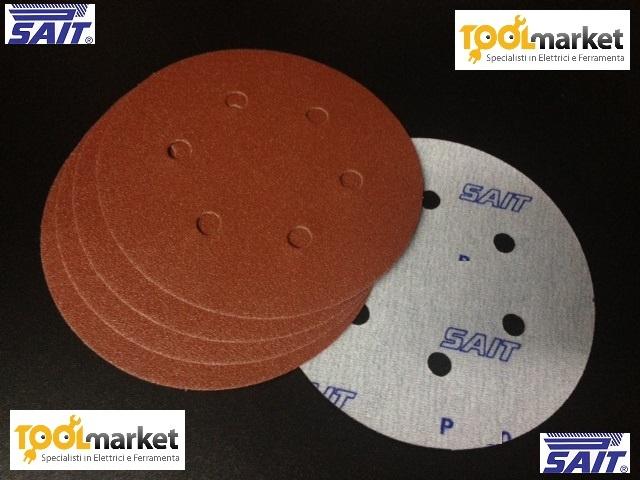 Disco abrasivo velcrato diametro 150