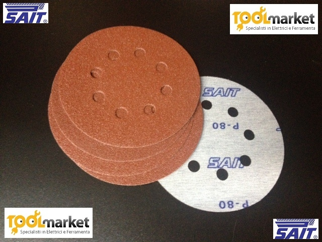 Disco abrasivo velcrato diametro 127