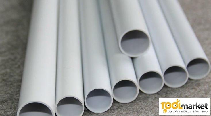 Tubo rigido PVC