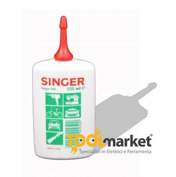 Olio lubrificante Singer