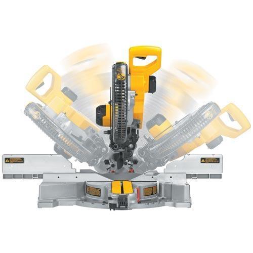 Troncatrice radiale DW718 lama 305mm