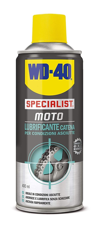 Lubrificante per catena moto specialist - WD-40