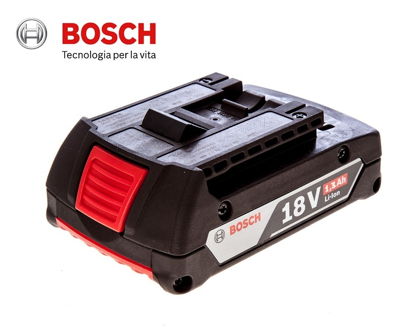 Batteria Bosch originale litio 18v - 1,3ah