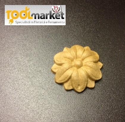 Fregi in pasta di legno 35mm