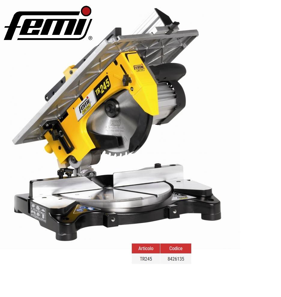 Troncatrice per legno TR 245- FEMI 8426135