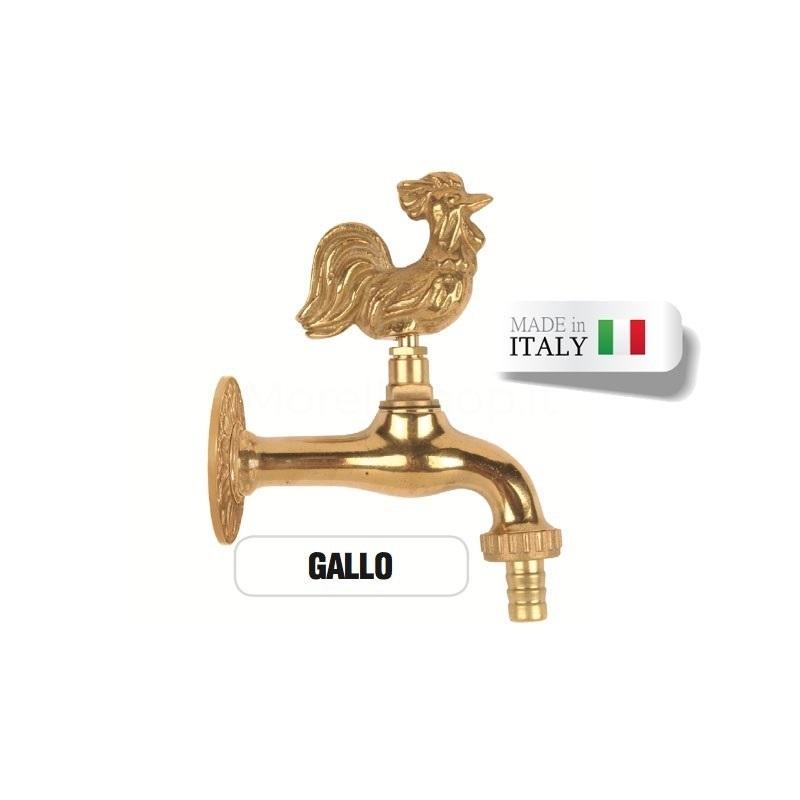Rubinetto ottone GALLO