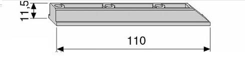 compensatore cerniera anta ribalta kg130 A 200190001