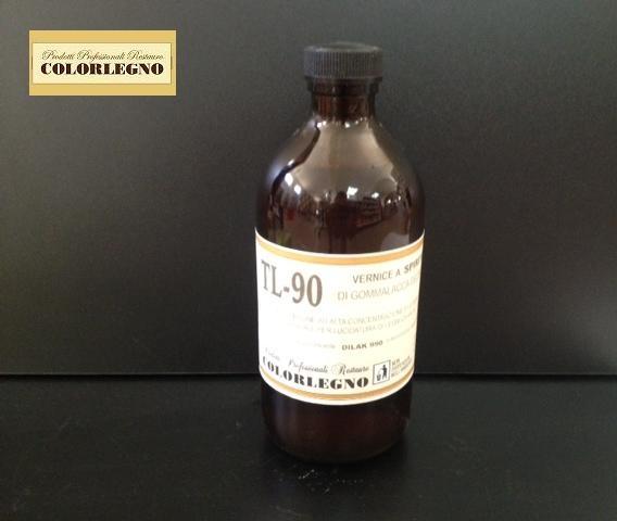 Lacca a tampone TL/90 ml.500