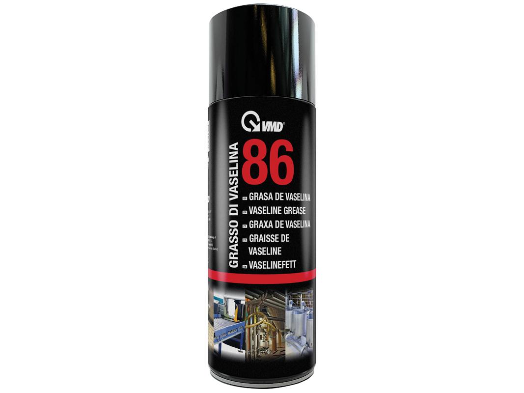 Grasso di vasellina spray 86 da 400ml - VMD