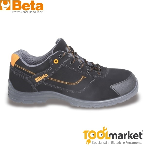 Scarpe antinfortunistiche in action nabuk idrorepellente modello 7214FN Beta