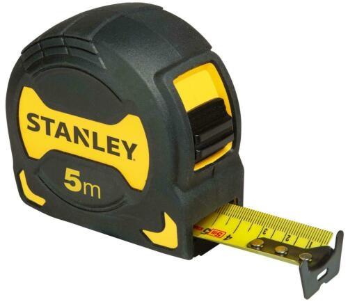 Metro flessibile 5 mt STANLEY GRIP 28mm