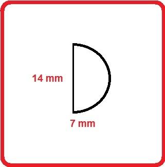 Cornice intagliata m0021-14