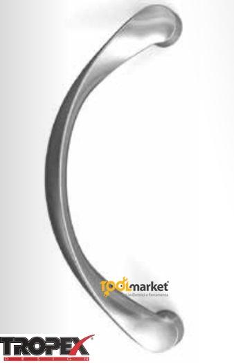 Maniglione INOX 3810
