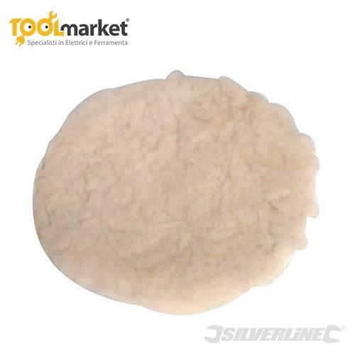 Cuffia lana per lucidatura 125mm