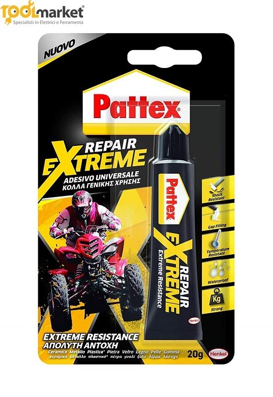 Adesivo universale Repair Extreme 20g - Pattex