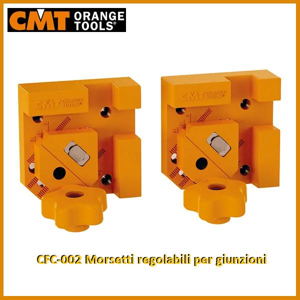 Coppia morsetti per angoli CMT CFC-002