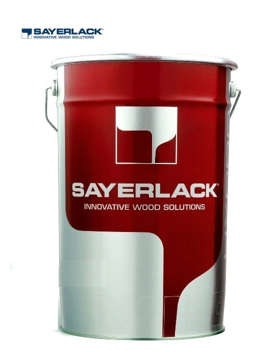 Finitura opaca acrilica pigmentata Bianco TZ1325/13  + TH0790/00 - SAYERLACK