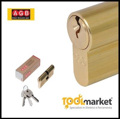 Cilindro tradizionale ottone - AGB