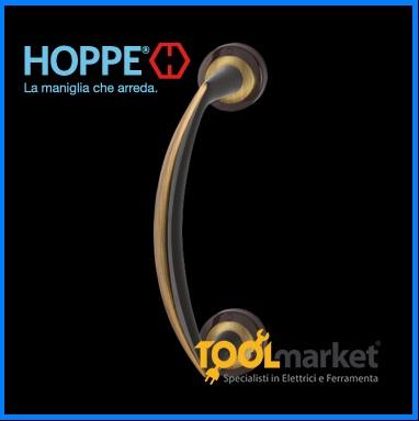 Maniglione  Hoppe Vitoria bronzato 2844813