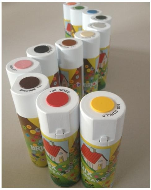 Bomboletta spray 400ml acrilico