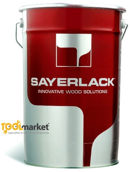 Fondo sintetico trasparente EM0551/00 da lt6 - SAYERLACK